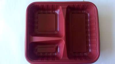 三格HJ-017 快餐盒